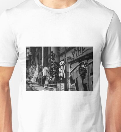 Streets To Galata Unisex T-Shirt