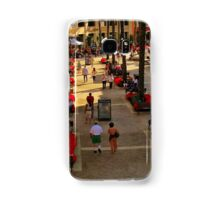 SHOPPERS AND LOOKERS Samsung Galaxy Case/Skin