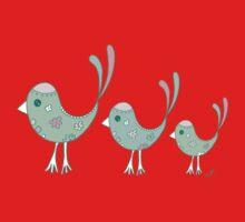 Birdy gang Kids Tee