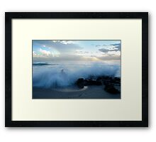 A Frenzy Made in Bliss Framed Print