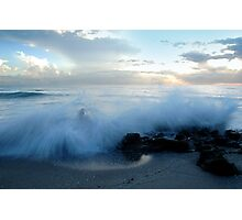 A Frenzy Made in Bliss Photographic Print