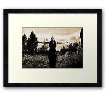 emily 3 Framed Print