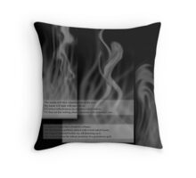 Prophecy Throw Pillow