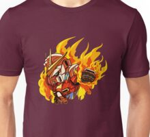 Burning Unisex T-Shirt