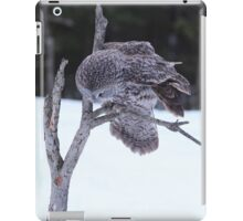 Here I Come, Ready or Not! iPad Case/Skin