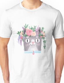Spring cat Perkins Unisex T-Shirt
