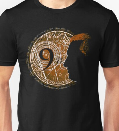Lord of Time No. 9 Unisex T-Shirt