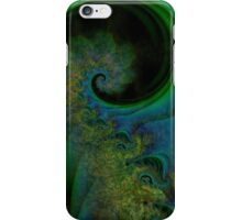 Music Notes Like Coloured Dust Motes iPhone Case/Skin