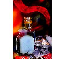 Drunken Lifestyle Photographic Print