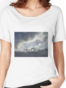 San Francisco Sunset 145 Women's Relaxed Fit T-Shirt