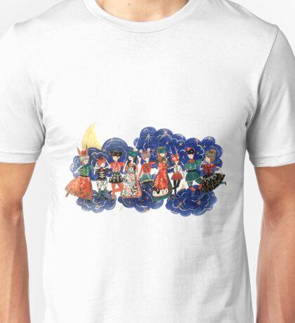 Cloud Masquerade Unisex T-Shirt