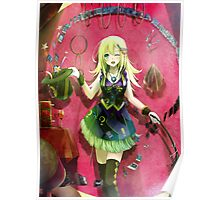 Yu-gi-oh! - Dark Magician Girl Poster