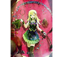 Yu-gi-oh! - Dark Magician Girl Photographic Print