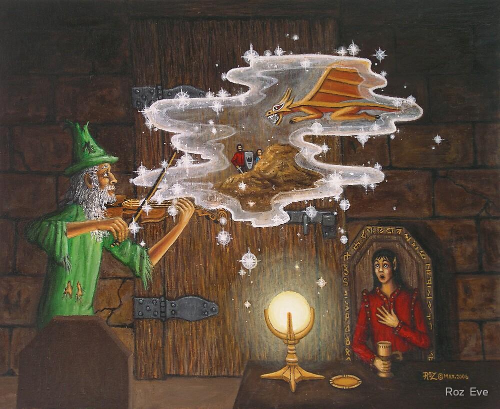 Magic Violin by Roz  Eve