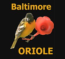 TSHIRT Baltimore Oriole Womens Fitted T-Shirt