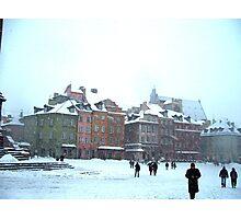 Warsaw 01 Photographic Print