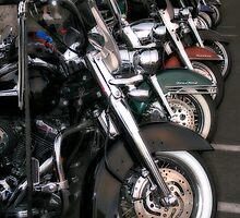 Bikes by Barbara Gordon