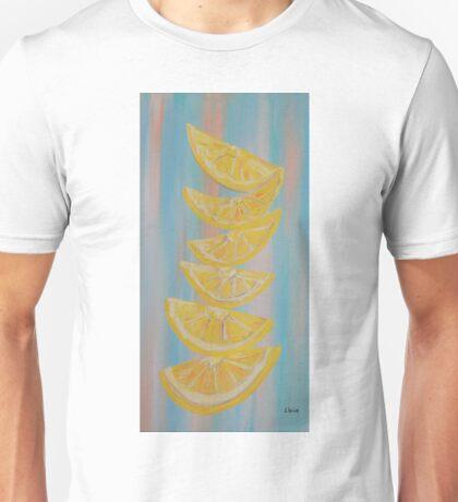 A Stack of Lemon Slices Unisex T-Shirt