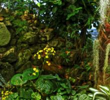 Ott's Exotic Greenhouse in Schwenksville - Pennsylvania - USA Sticker