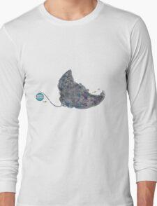 Nemos Loves Manta Rays Long Sleeve T-Shirt