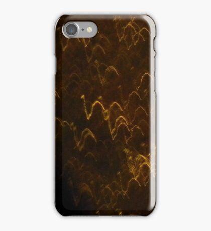 Rain Dance Turkeys iPhone Case/Skin