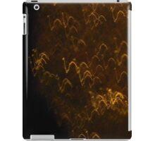 Rain Dance Turkeys iPad Case/Skin