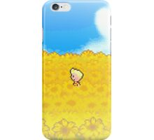 Sunflower Fields - Mother 3 iPhone Case/Skin