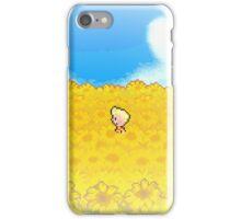 Sunflower Fields - Mother 3 iPhone Case/Skin