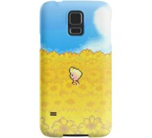 Sunflower Fields - Mother 3 Samsung Galaxy Case/Skin