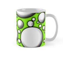 Green Mushroom Design  Mug