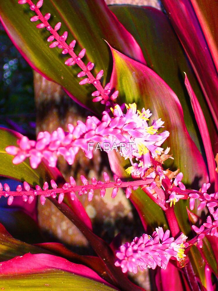 Flower by FABART