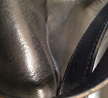 Vintage Black Leather by 720CCCO303