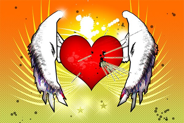 Foolish heart by dayosuperstar