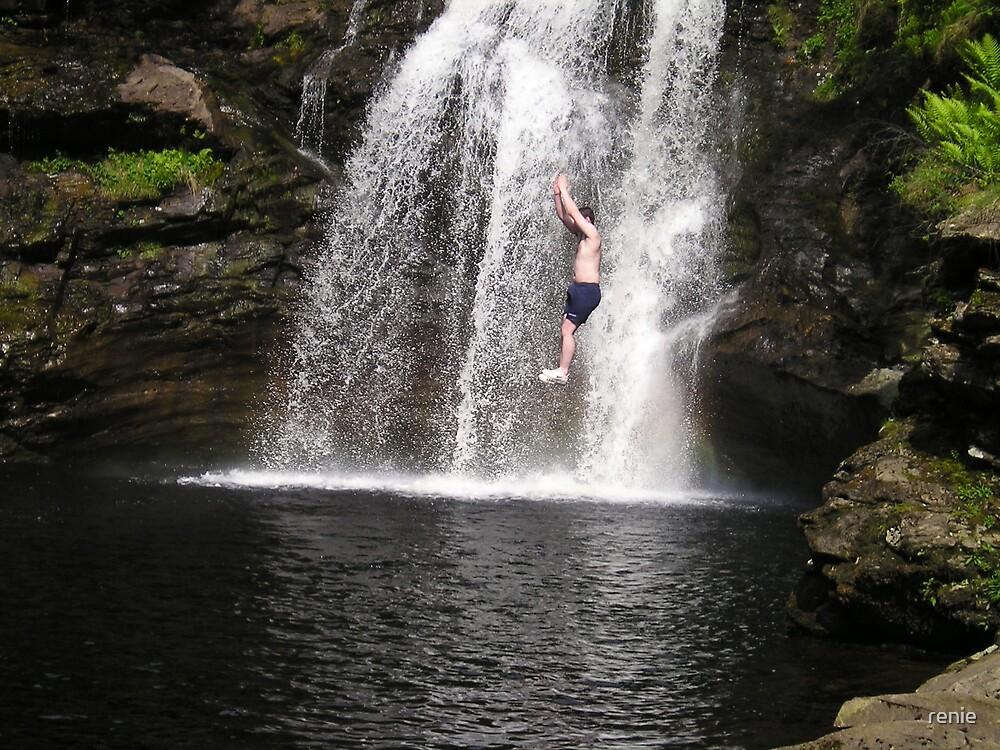 Falls by renie