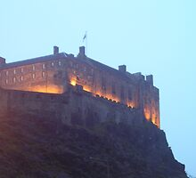 Edinburgh Castle by renie