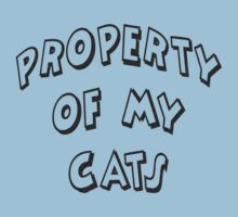 Property Of My Cat by quin10