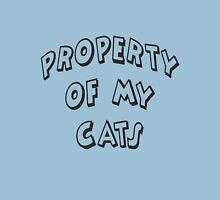 Property Of My Cat Womens Fitted T-Shirt