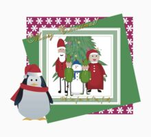 With Love from the Claus Family by ssddesigns