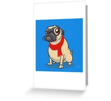 For all you Puggalos Greeting Card