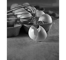 Egg Beater Photographic Print