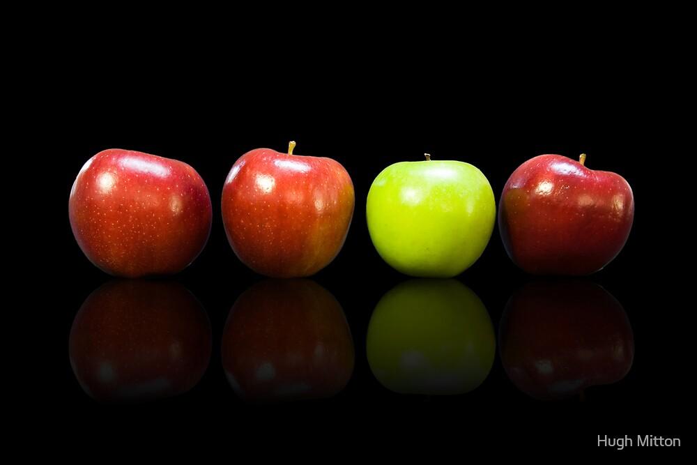Appletastic by Hugh Mitton