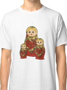 Russian Dolls Classic T-Shirt