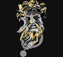 STAMPtheBrand Gold Zeus Unisex T-Shirt
