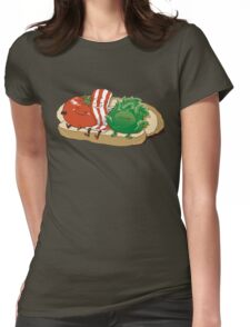 Blt Womens Fitted T-Shirt