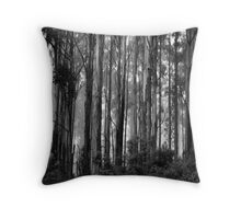 The Trees Of Murrindindi Throw Pillow