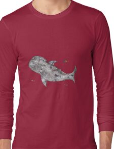 Whale be alright  Long Sleeve T-Shirt