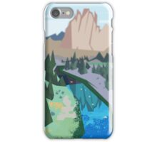 Smith Rock iPhone Case/Skin