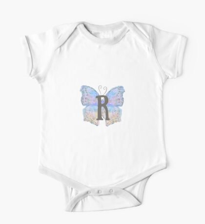 Bewildering Butterfly - Flying R One Piece - Short Sleeve