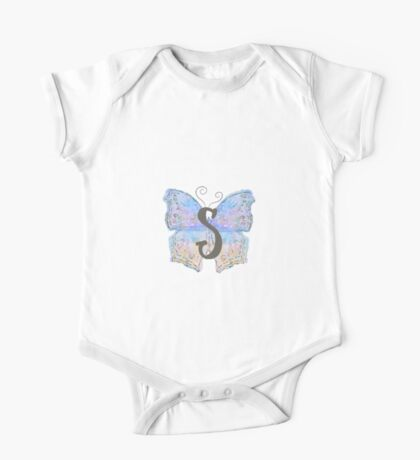 Bewildering Butterfly - Flying S One Piece - Short Sleeve
