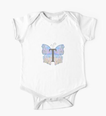 Bewildering Butterfly - Flying T One Piece - Short Sleeve